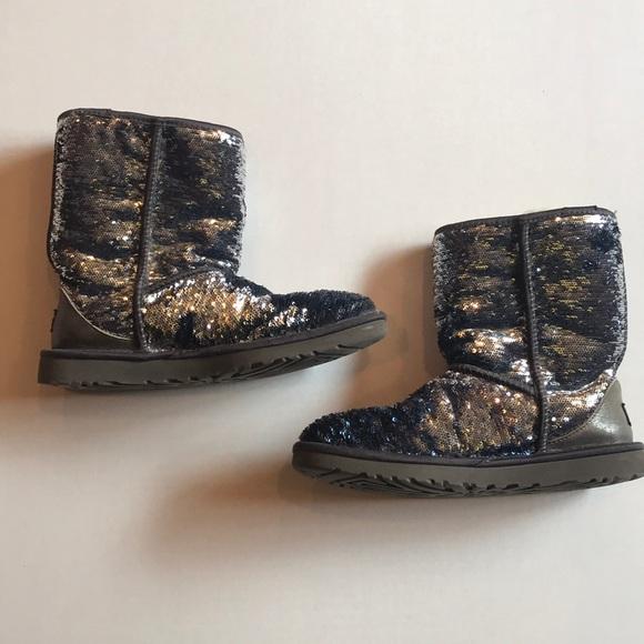 450c9ca0993 Ugg Sequin Boots